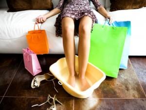 шоппинг - сопровождение