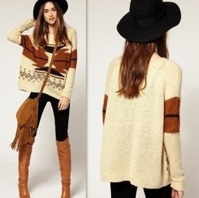 2012-as-s-bracewell-river-island-bohemia-geometry-sweater-loose-sweater