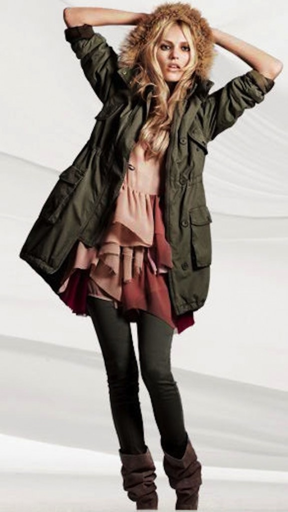 hm-h-m-khaki-parka-jacket-coat-2010-2011-fashion-trend