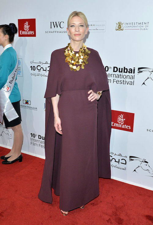 Opening-Night-Gala-Dubai-International-Film-Festival-Cate-Blanchett-arrived-bold-silhouette-from-Valentino-Spring-2014-collection