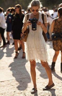 мокасины с платьем